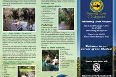Fisheating Creek Brochure Outside