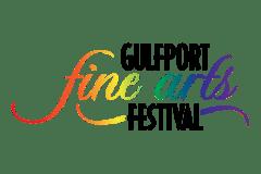 Gulfport Fine Arts Festival Logo